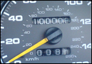 100,000 miles on the clock